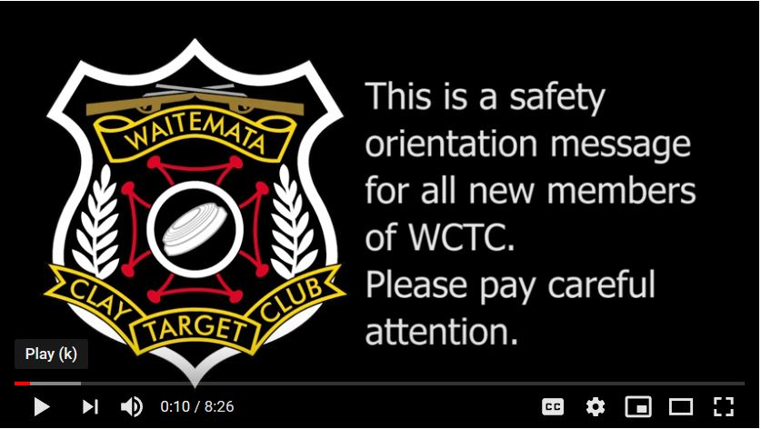 Please click on the image and watch the video to familiarise yourself with the club